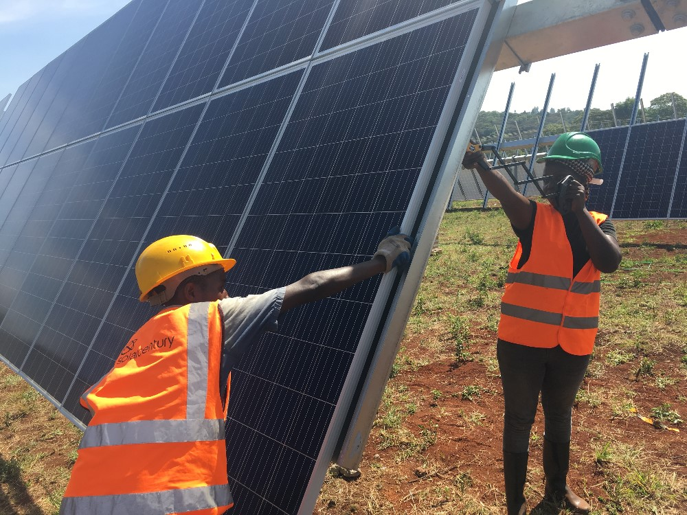 Kericho Unilever solar