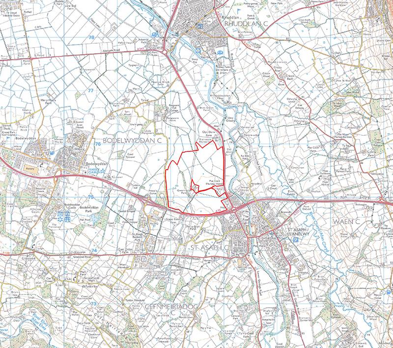 Elwy solar location P19-2023_05A SLP